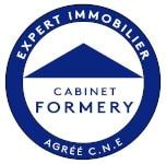 LOGO Cabinet Formery Expert immobilier Bordeaux CNE 152-152